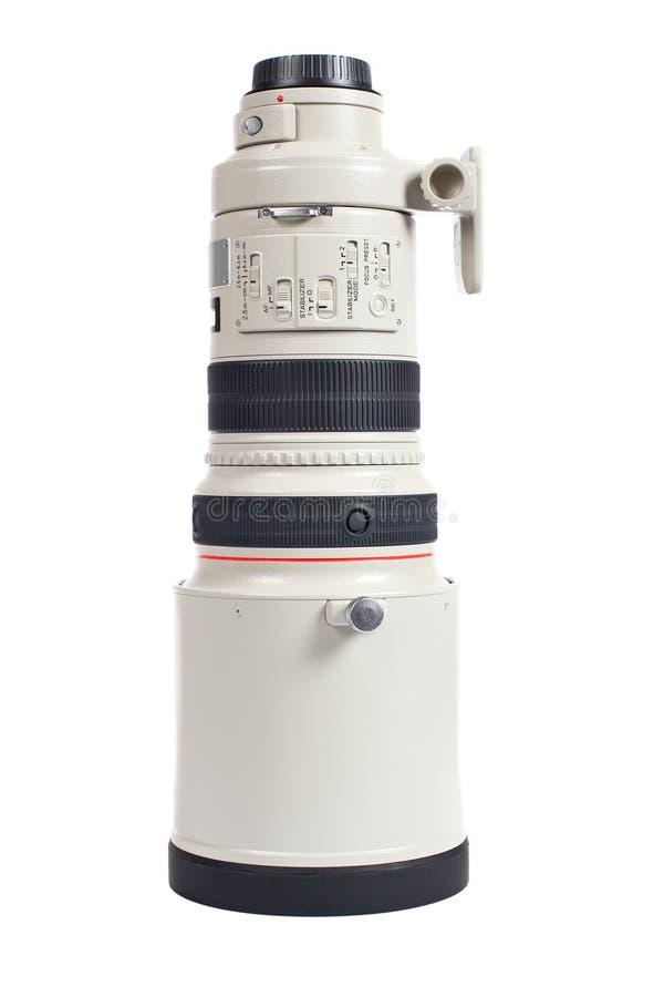telephoto камеры стоковое изображение
