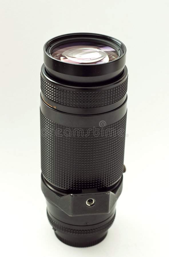 Free Telephoto Lens Royalty Free Stock Images - 4811329