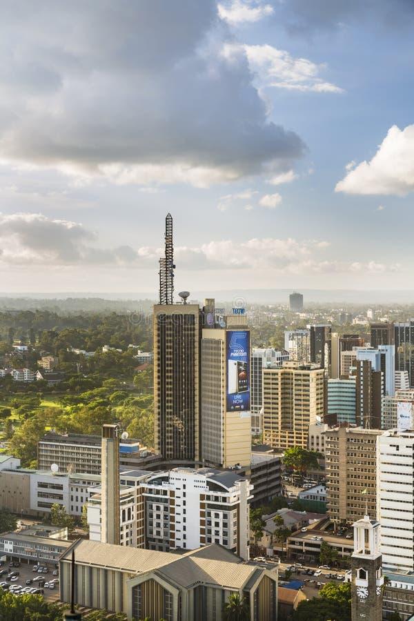 Download Teleposta Tower In Nairobi, Kenya, Editorial Editorial Stock Image - Image: 83701994