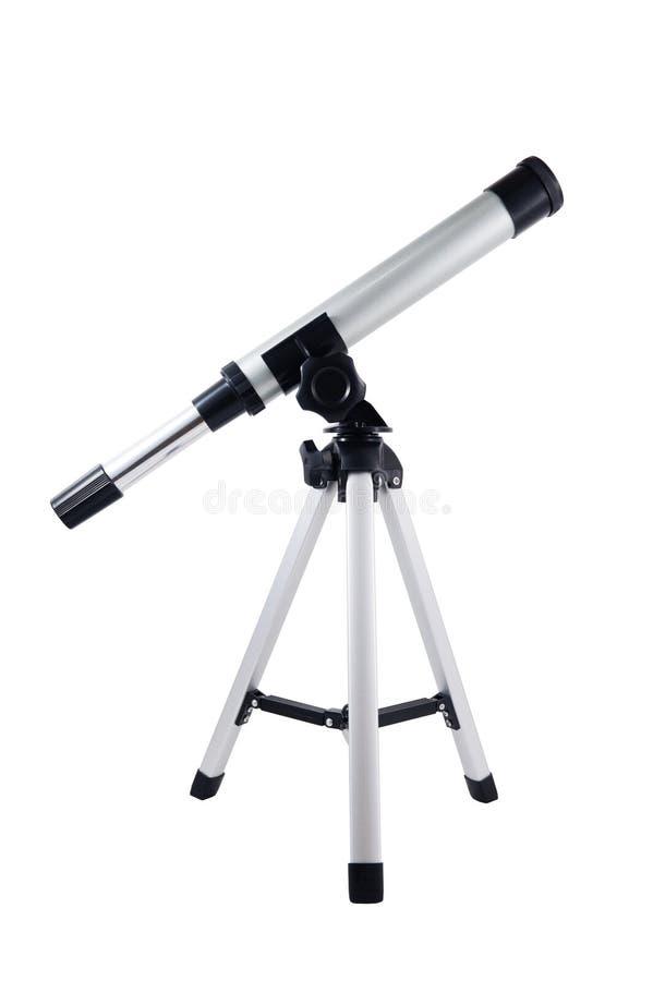 Telescópio imagens de stock