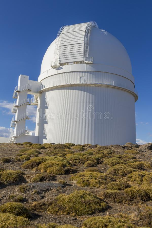 Telescope astrological observatory royalty free stock images