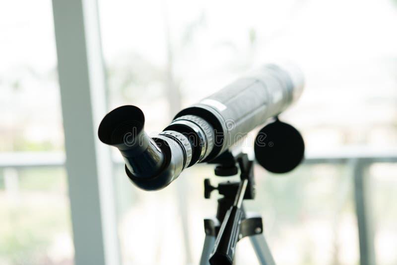 Telescope stock image