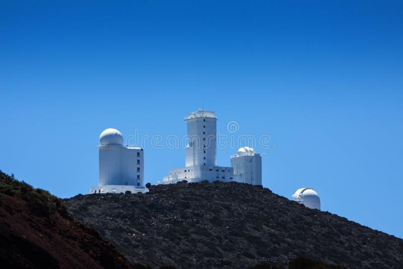 Telescopi fotografie stock