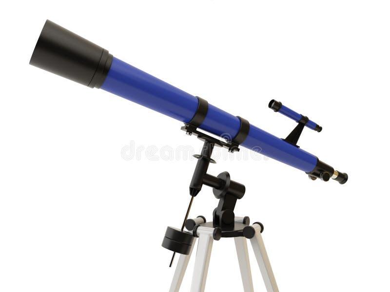 Telescopio libre illustration