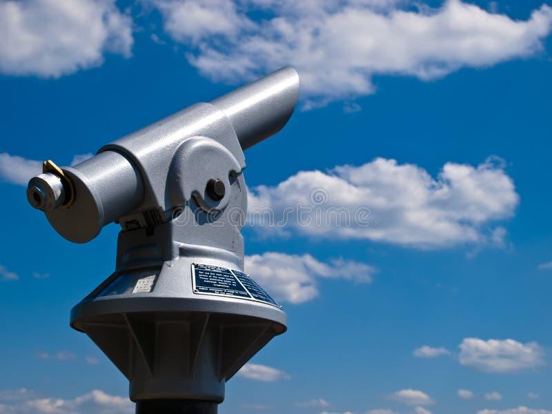 Telescopio fotografía de archivo libre de regalías