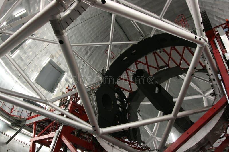 Telescopio de Gran Canaria (GTC) foto de archivo