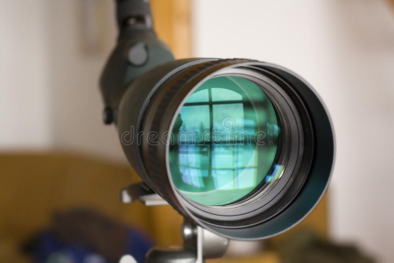 Teleskop arkivfoton