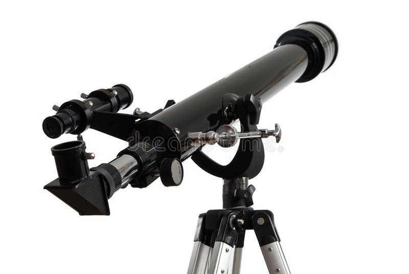 Teleskop lizenzfreies stockbild