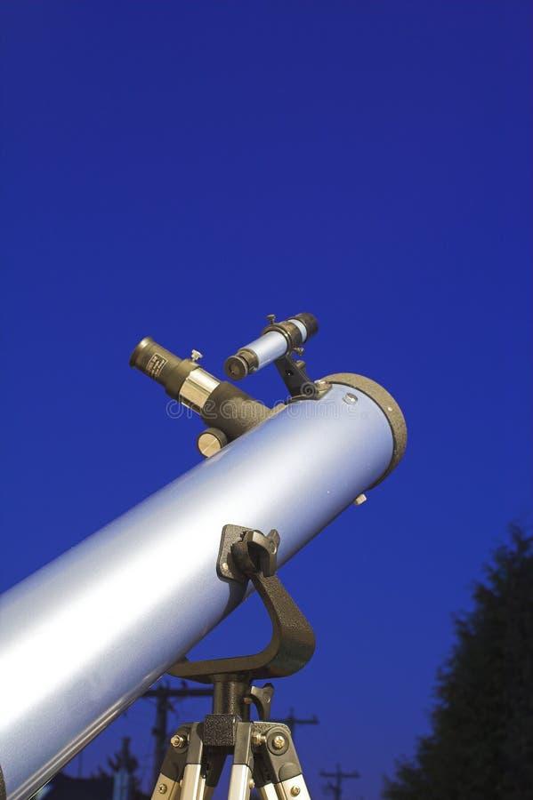 teleskop royaltyfri foto