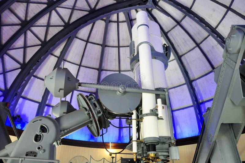 Teleskop astronomiczny obraz stock