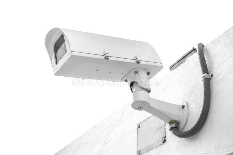 Televisão de circuito fechado (CCTV) imagem de stock
