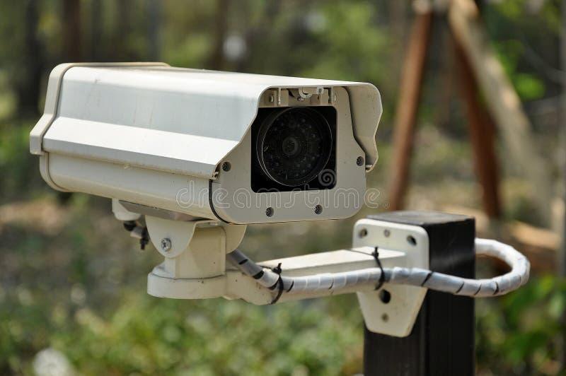 Televisión de circuito cerrado (CCTV) imágenes de archivo libres de regalías