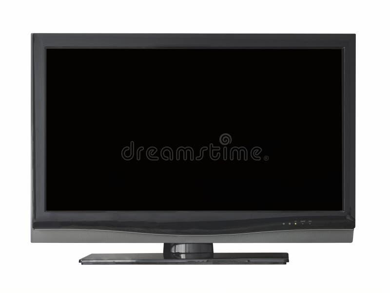 Televisie royalty-vrije stock foto