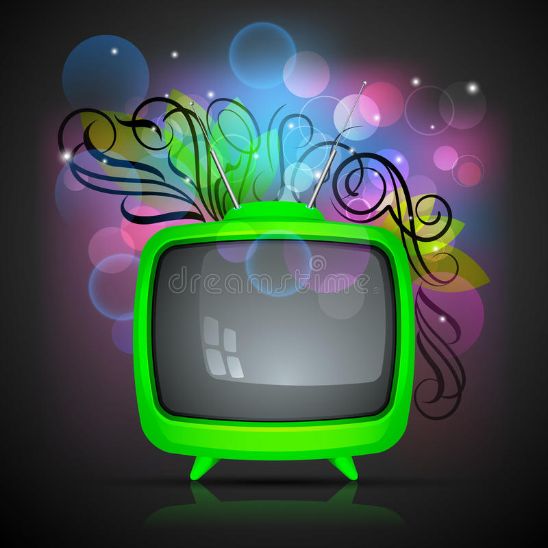 Download Television Royalty Free Stock Photos - Image: 26092838