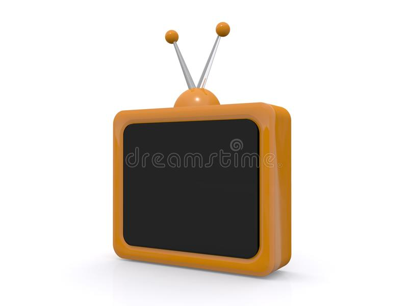 Television Royalty Free Stock Photography