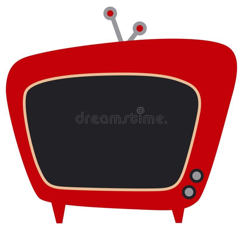 television stock illustrationer