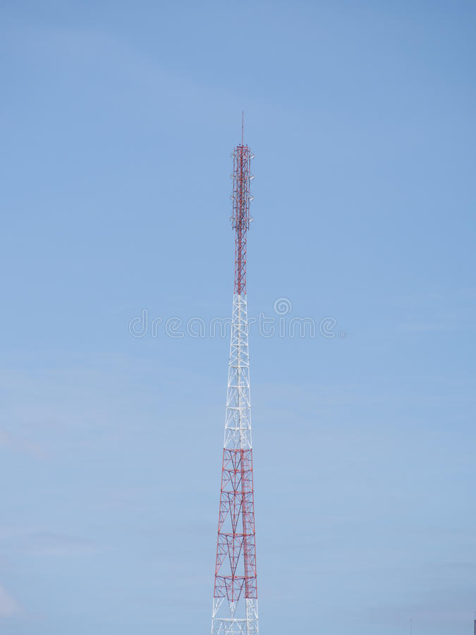 Download Television Antenna Stock Photo - Image: 42840838