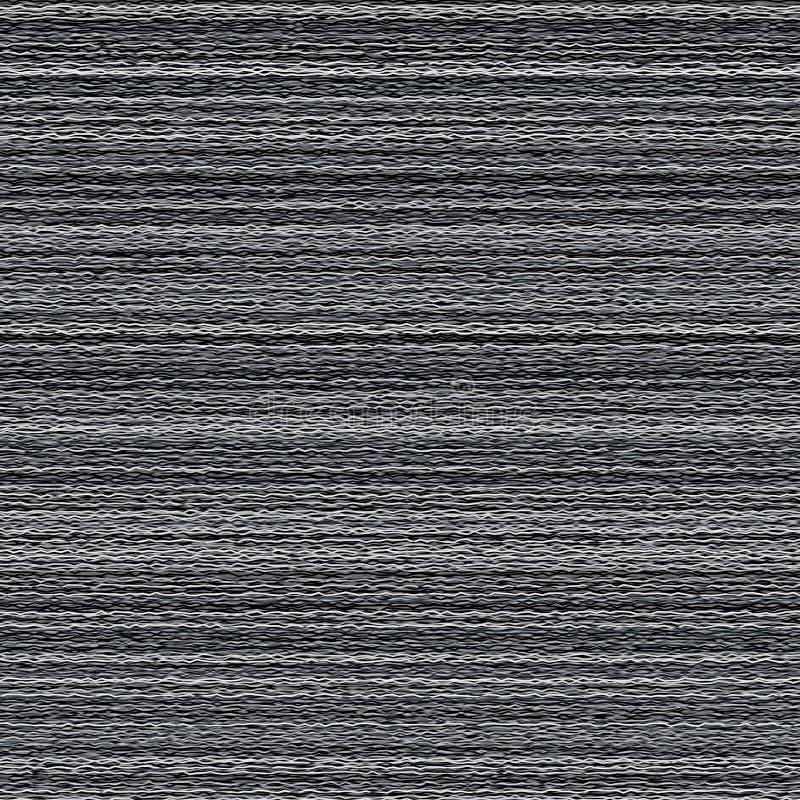 Television Noise Background vector illustration