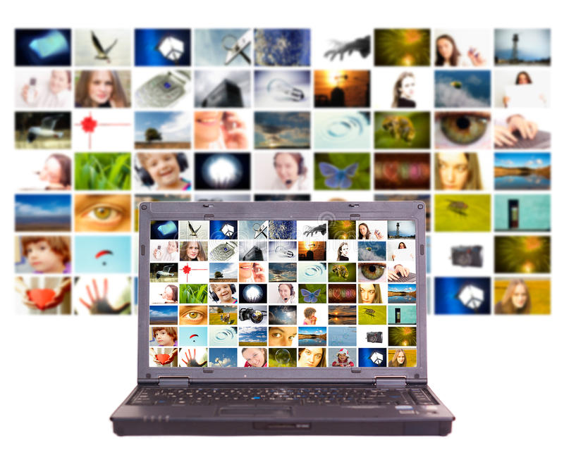 Download Television Production Concept Stock Photo - Image: 23163910