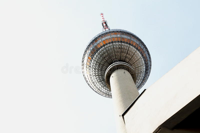 Television Tower At Alexanderplatz, Berlin, Germany Free Public Domain Cc0 Image