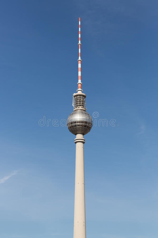 Download Television Tower Berlin, Germany Stock Image - Image: 32818651