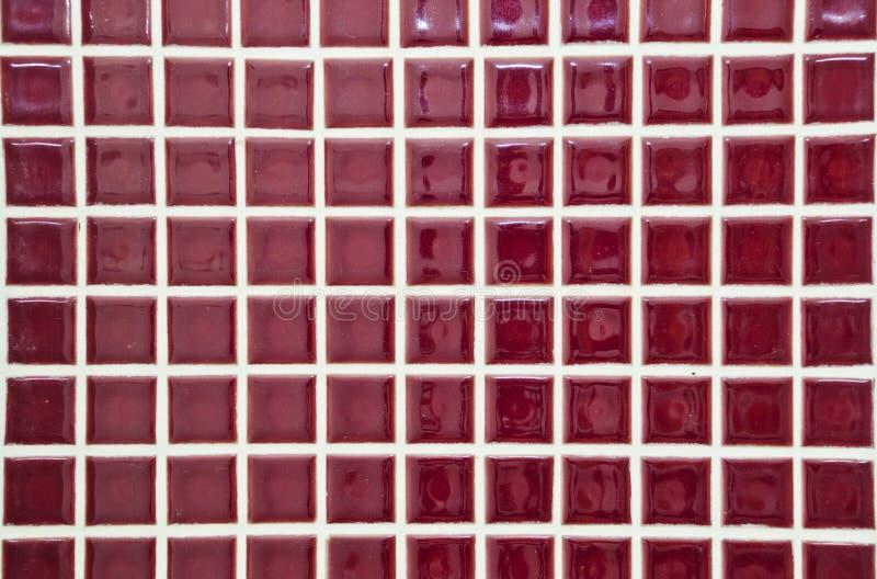 Telha de mosaico imagens de stock
