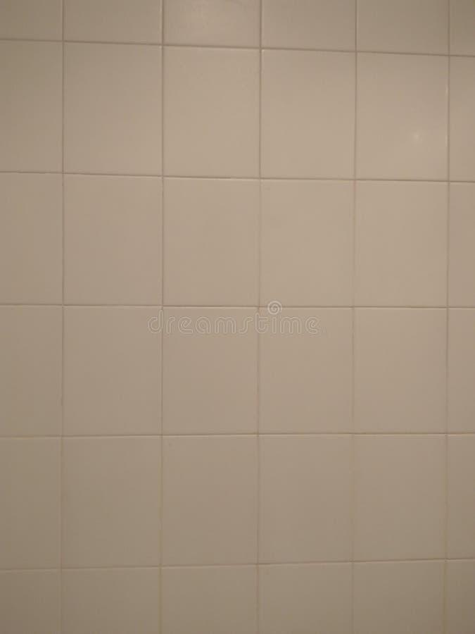 Telha do banheiro foto de stock