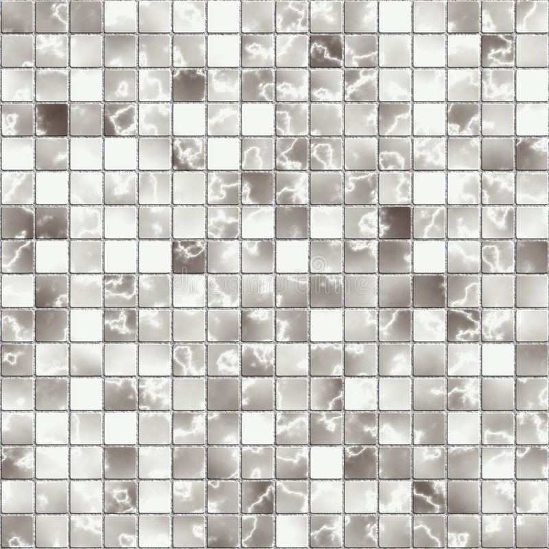 Telha do mosaico foto de stock