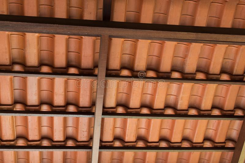 Telhado telhado fotos de stock