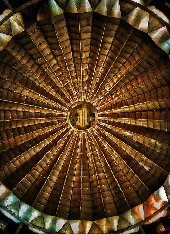 Telhado da mesquita imagem de stock royalty free