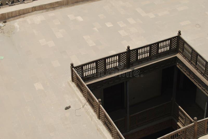 Telhado da mesquita fotos de stock royalty free