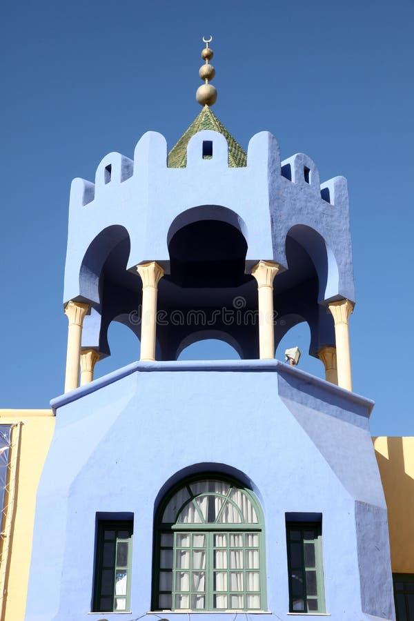 Telhado tradicional tunisino fotos de stock