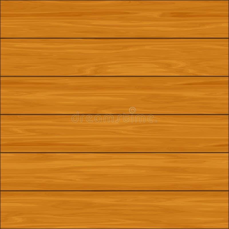 Telhas de madeira do parquet ilustração royalty free