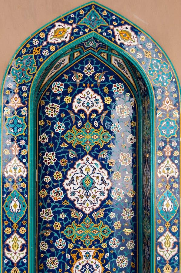 Telhas de mosaico imagens de stock