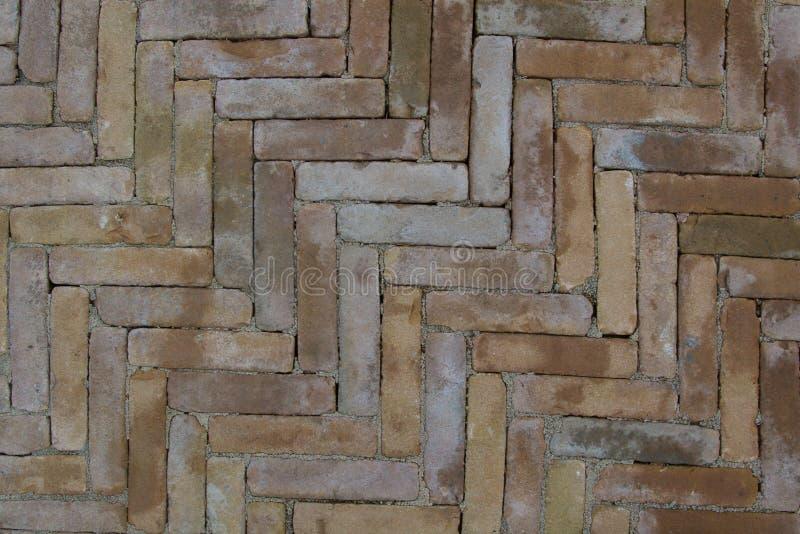 Telhas molhadas do pavimento imagem de stock