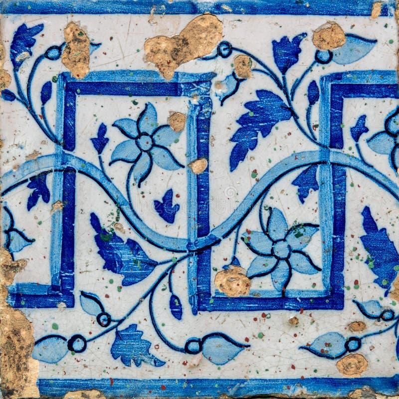 Telhas portuguesas tradicionais fotografia de stock