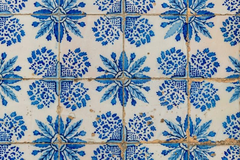 Telhas portuguesas tradicionais imagem de stock