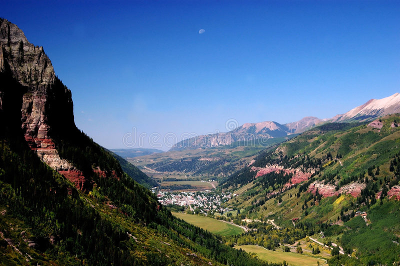 Telluride, The Big Picture royalty free stock image