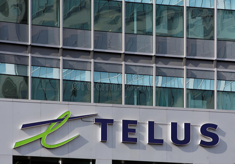 Download Telus House Editorial Stock Image - Image: 21664019