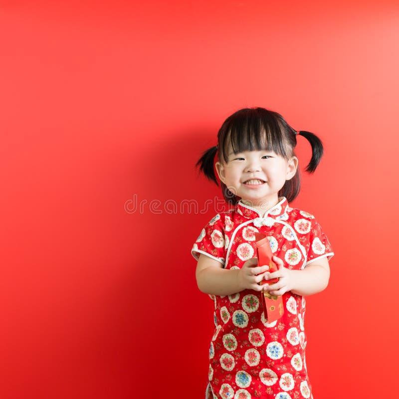 Tema cinese del nuovo anno fotografie stock