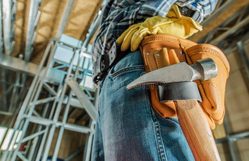 Tema da indústria da construção civil fotos de stock royalty free