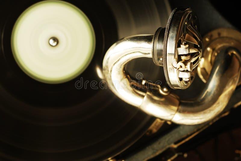 Tema da música fotografia de stock royalty free