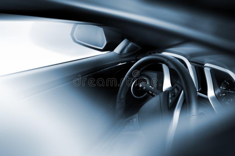 Tema de la conducción de automóviles imagenes de archivo