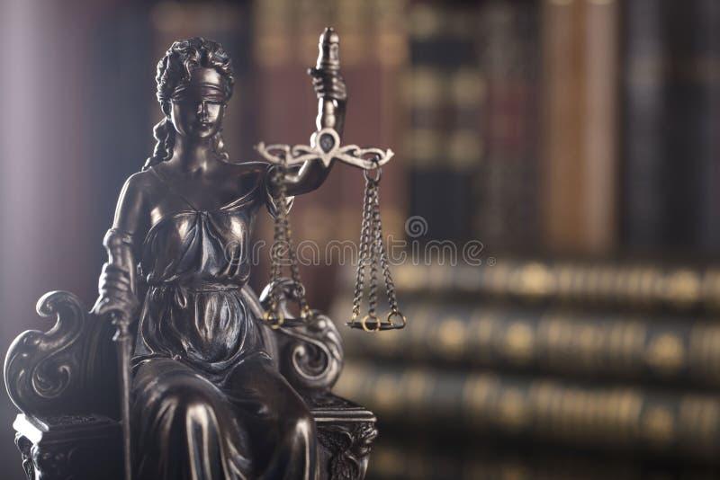 Tema de la ley foto de archivo libre de regalías
