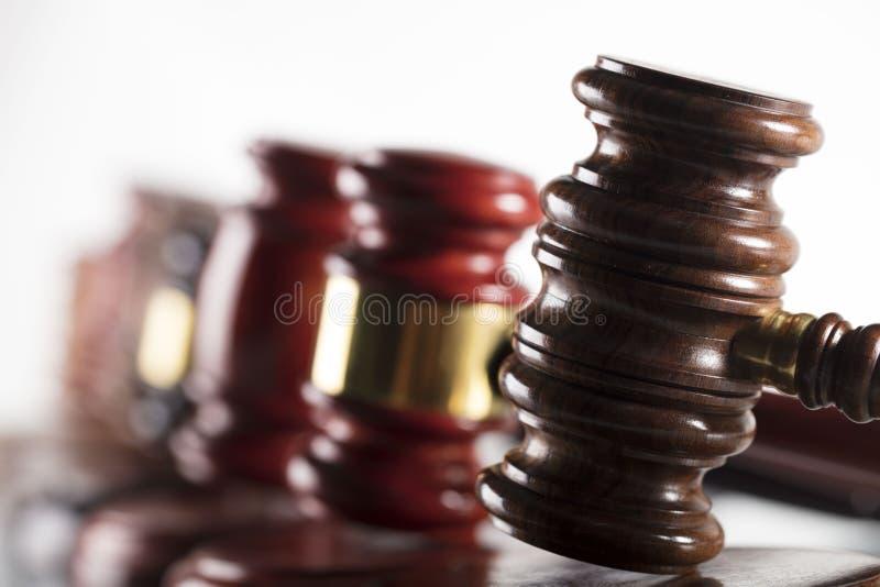 Tema de la ley fotos de archivo libres de regalías