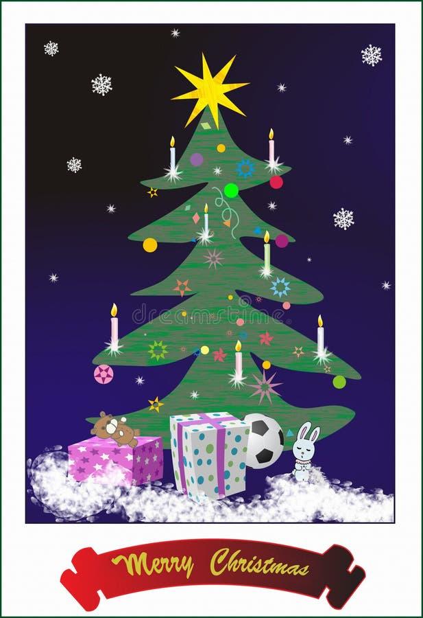 Download Tema De La Navidad, Payaso De Santa Foto de archivo - Imagen de presente, bolas: 7279454