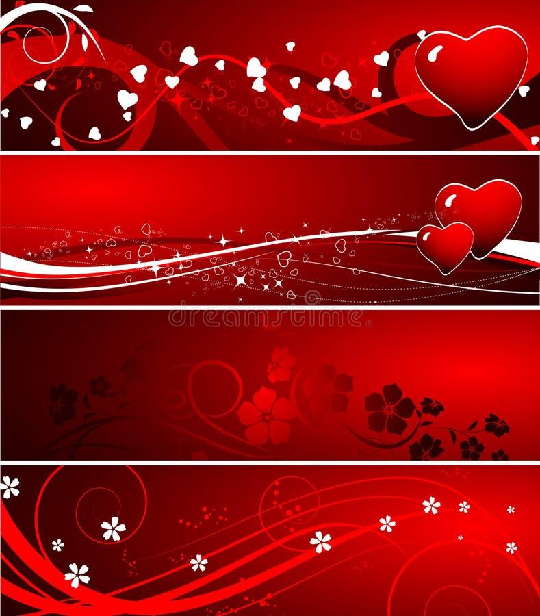 Download Tema Del Biglietto Di S. Valentino Illustrazione Vettoriale - Illustrazione di background, scheda: 3885800
