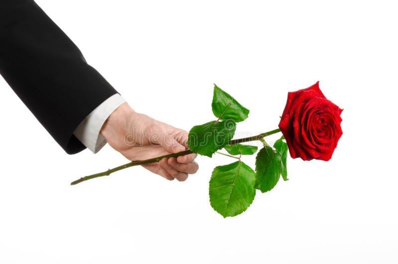 Tema del giorno delle donne e di san valentino la mano - Colore del giorno di san valentino ...