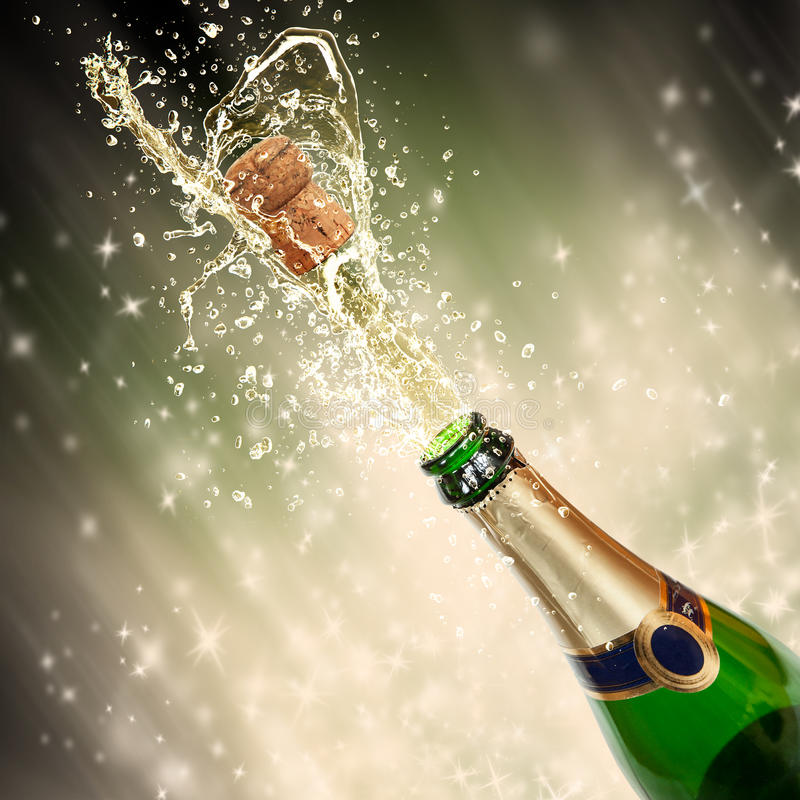 Tema di celebrazione immagine stock
