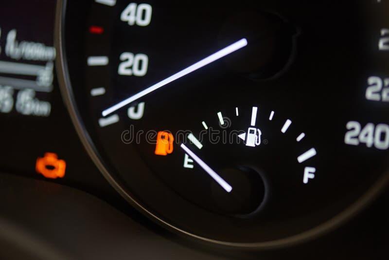 Tema di economia del combustibile fotografia stock
